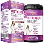 Ketone Strips - Nurse Hatty